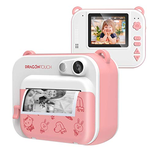 Dragon Touch Instant Print Kids Camera