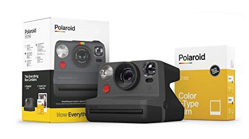 Polaroid Originals Now I-Type Instant Camera and Film Bundle
