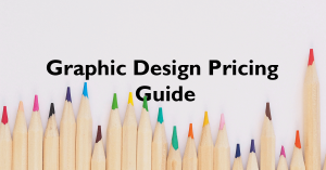 graphic design pricing guide