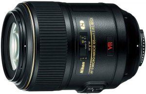 Nikon 105 mm micro for food photography