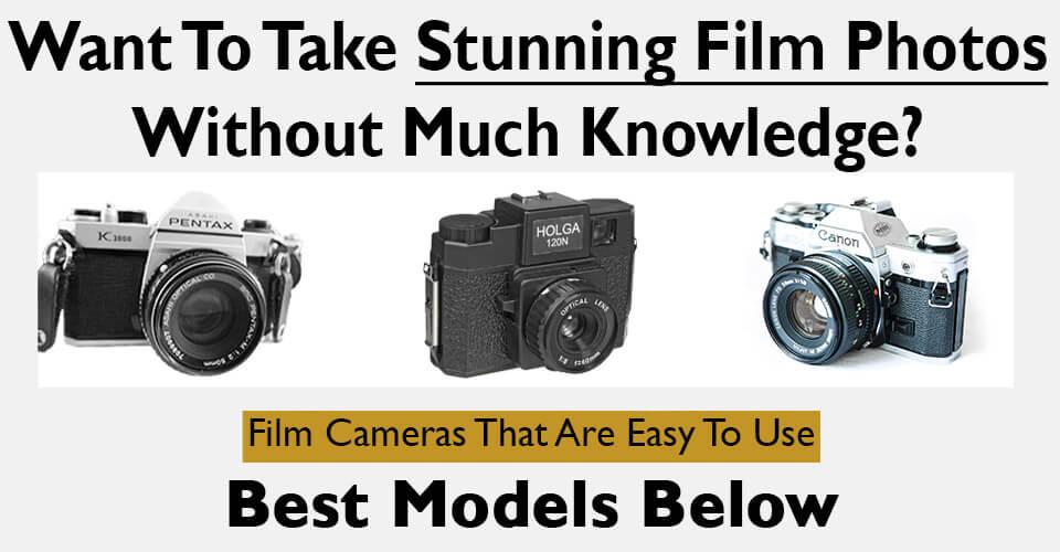 film cameras for beginners best models reviewed